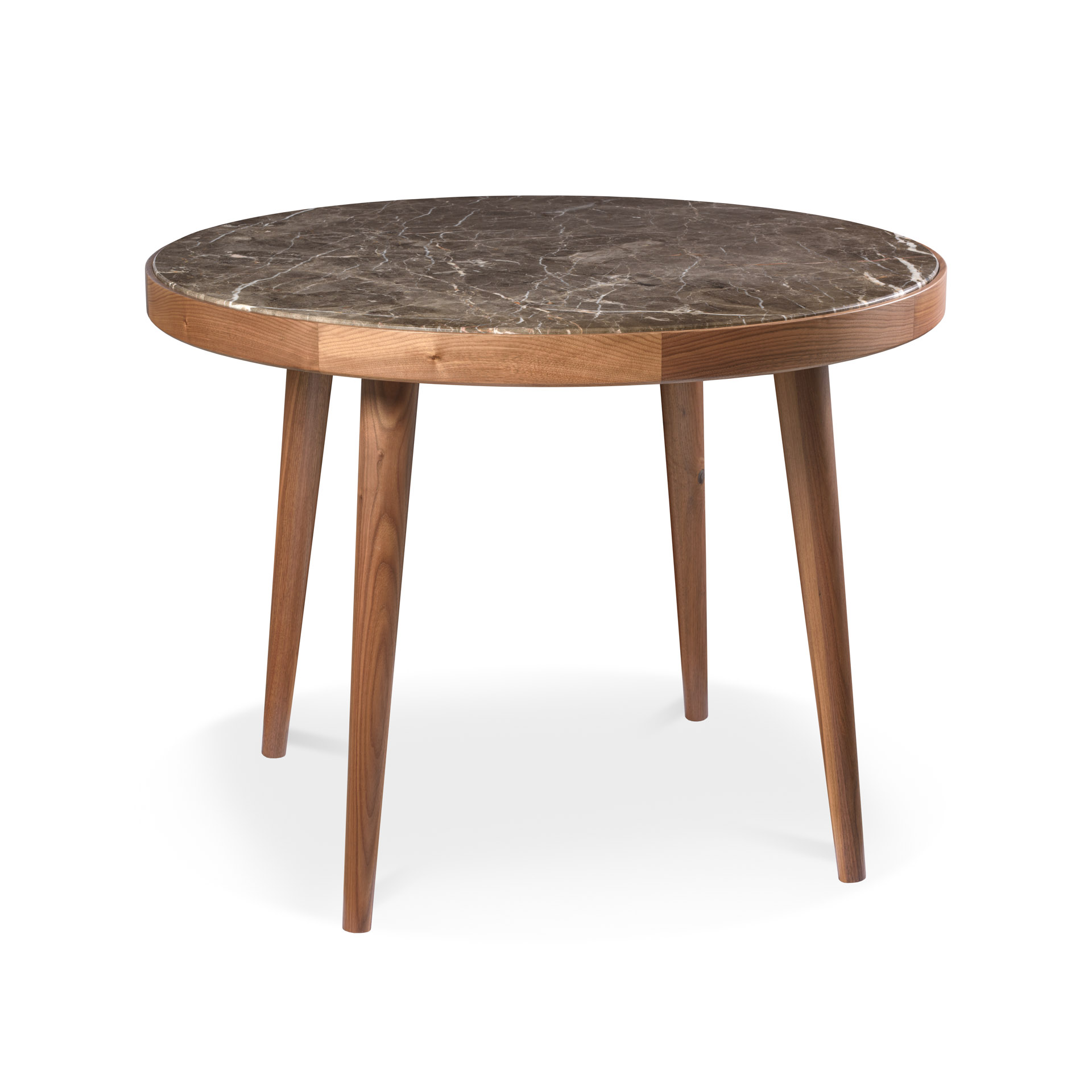 Stół Amaranth z kamieniem