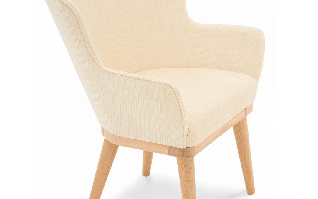 Krzesło Clams Amaranth